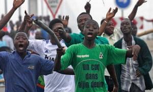 Nigeria strikes
