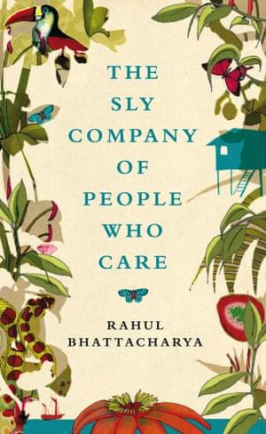Man Asian Literary Prize, 2011 - shortlist Rahul Bhattacharya