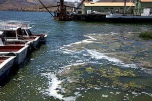 Lake Titicaca: pollution impact on Aymara community