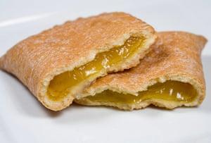 Hostess Snacks: Lemon fruit pie