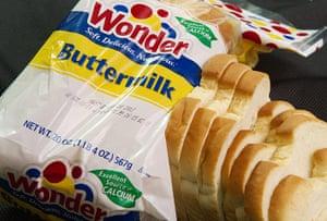 Hostess Snacks: Wonder Bread