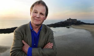 Books and burgers: Michael Morpurgo.