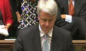 Andrew Lansley comments on breast implant scandal