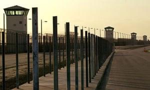 Corcoran State Prison, California