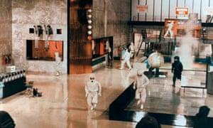 Dr No's secret base