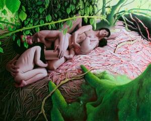 Exhibitionist 1401: Kirsty Whiten