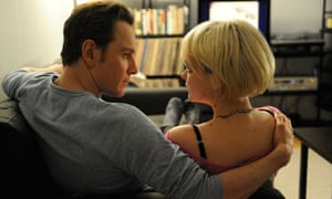 With Michael Fassbender in Shame.