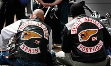 two hell's angels
