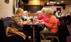 Grampian Social Club in Corby, Northants