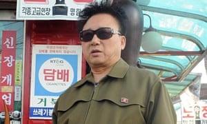 Kim Young-sik, a Kim Jong-il lookalike