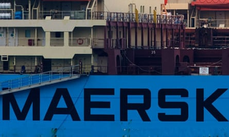 Trials of the algal oil have been carried out on a Maersk cargo ship