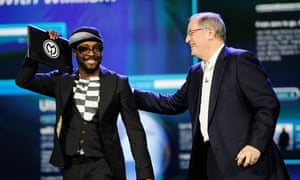 2012 Consumer Electronics Show - Will.i.am