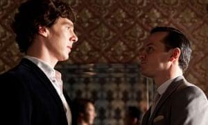 Sherlock - The Reichenbach Fall