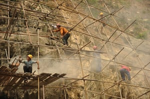China environmental year: controversial Three Gorges Dam project