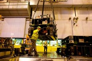 Nissan: Nissan's production line in Washington, Tyne and Wear