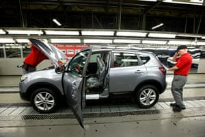 Nissan: The final quality control line