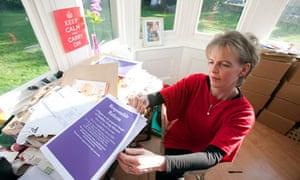 Sue Marsh, disability campaigner