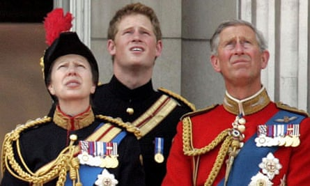 Princess Anne and Prince Charles, who have supported the idea of a new royal yacht