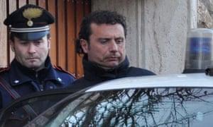 Captain of the Costa Concordia, Francesco Schettino