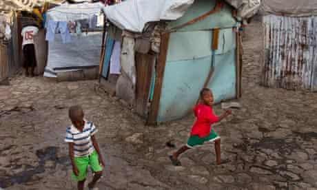 Haiti women and social issues