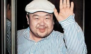 Kim Jong-nam, the eldest son of Kim Jong-il, says he has never met his half-brother