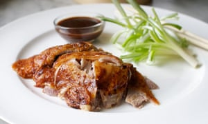 Tim Hayward's peking duck