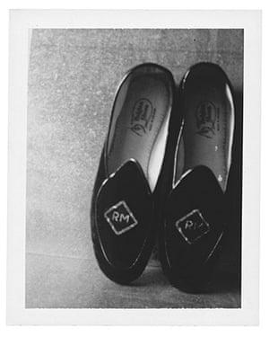 Patti Smith polaroids: Patti Smith polaroid