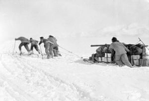 south pole expeditions: 100th anniversary of the Terra Nova expedition