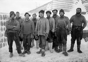 south pole expeditions: Terra Nova Expedition