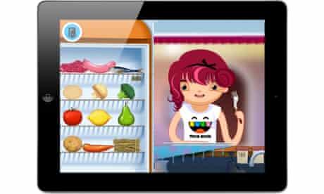 Toca Boca Toca Kitchen app