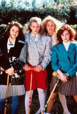 Film fashion: Heathers