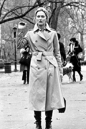 Film fashion: Kramer vs Kramer