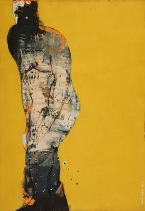 Arab Spring art : Solitude by Adel el Siwi