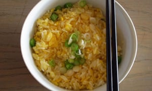 Felicity's perfect egg fried rice