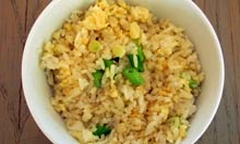 Ken Hom recipe fried rice
