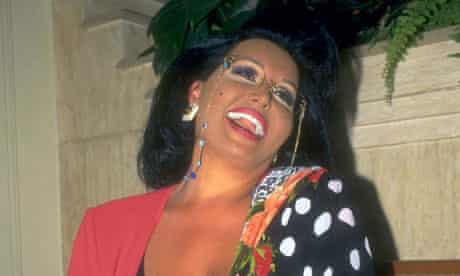 Transsexual Turkish singer Bulent Ersoy