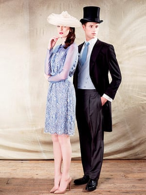Royal Ascot dress code: Royal Ascot dress code 2012