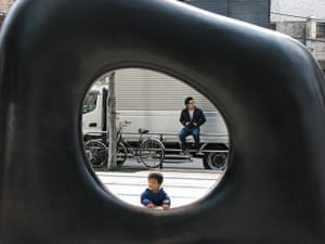 In pictures: contemporary: Tokyo sculpture