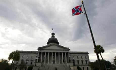 Confederate flag South Carolina State House