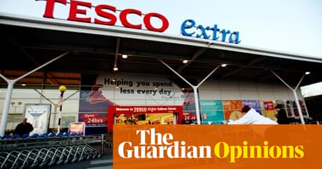 Who pays the Tesco CEO's wages of £6 9m a year? We do | Zoe Williams