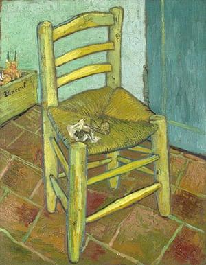 The Doors of Perception: Van Gogh's Chair by Vincent van Gogh