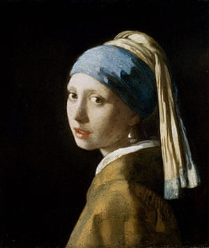 The Doors of Perception: Girl With A Pearl Earring
