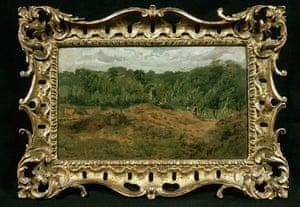 The Doors of Perception: Hampstead Heath by John Constable