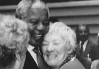 Mandela and Janey Buchan