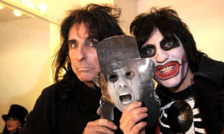 Alice Cooper in concert on Halloween, The Roundhouse, London, Britain - 31 Oct 2010
