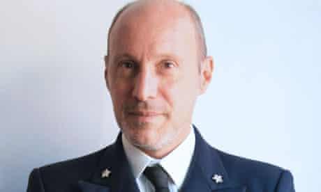 Gregorio de Falco, commander of Livorno port authority