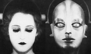 METROPOLIS  1926 UFA film