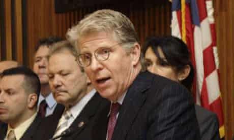 Cyrus Vance, who prosecuted Dominique Strauss-Kahn