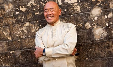 Chef and author Ken Hom
