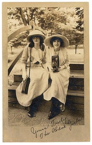 Kodak Girl: Yours Truly, The Kodak Girls